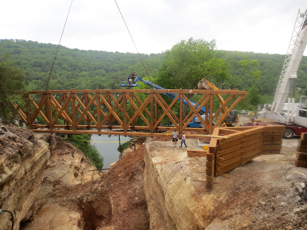 Delightful Timber Frame Bridge #3: Standard Truss Options ♢ Small Home Core Systems ♢ A Few Past Projects · Timber  Frame Covered Bridges ♢ Contact Us.